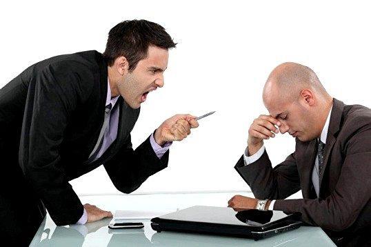 Як довести начальника до нервового зриву