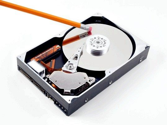 Як гарантовано знищити дані на диску