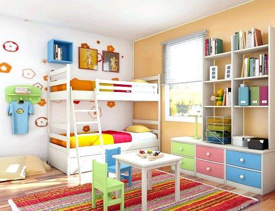 Як грамотно облаштувати дитячу кімнату