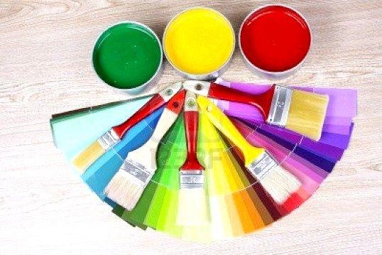 Як позбутися запаху фарби?