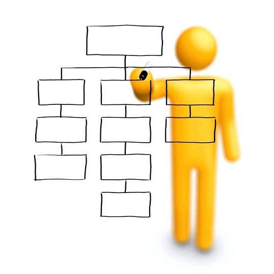 Як класифікуються організації