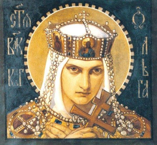 Як княгиня ольга помстилася древлянам