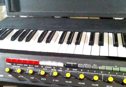 Як на клавіатурі грати як на синтезаторі