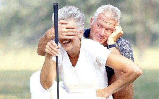 Як знайти жінку в 50 років