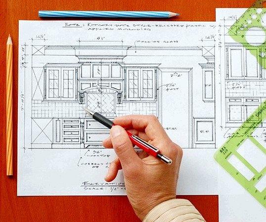Як намалювати дизайн-проект