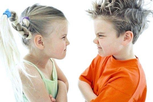 Як навчити дітей любити один одного