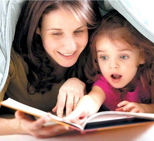 Як навчити дитину розмовляти