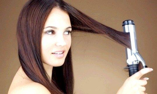 Як не зіпсувати волосся праскою для випрямляння