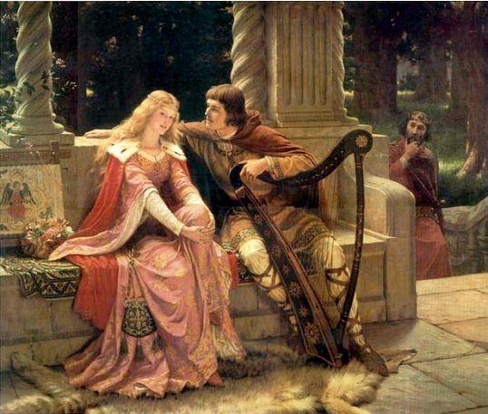 Як одягалися жінки в XIII столітті