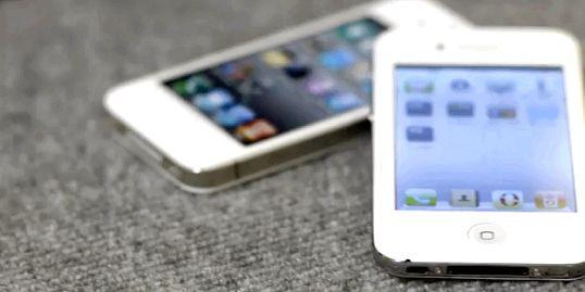 Як відрізнити справжній айфон від підробки