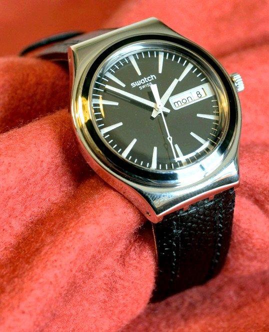 Як відрізнити оригінальний годинник swatch