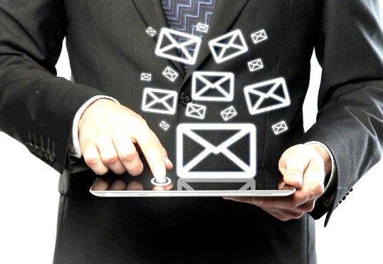 Як відправити свій відеоролик поштою