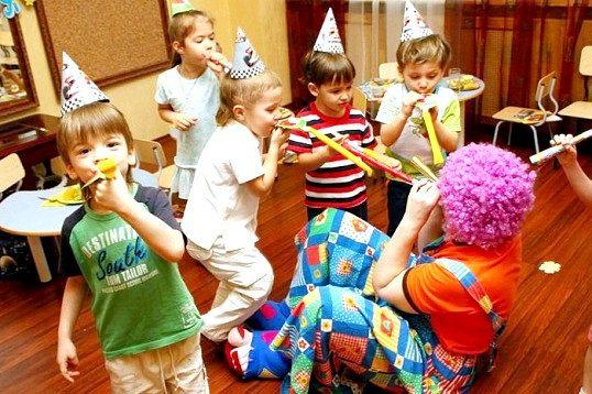 Як відсвяткувати 5-річчя дитини