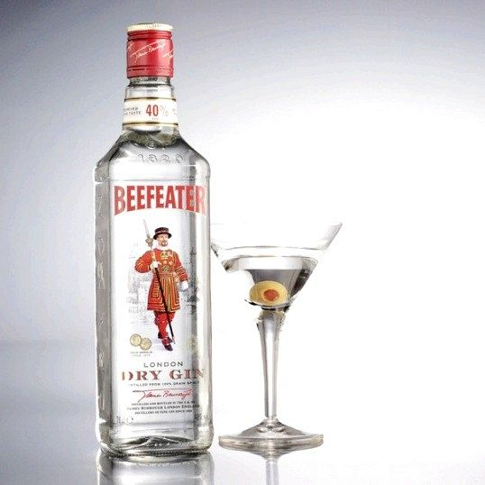Як пити джин Біфітер