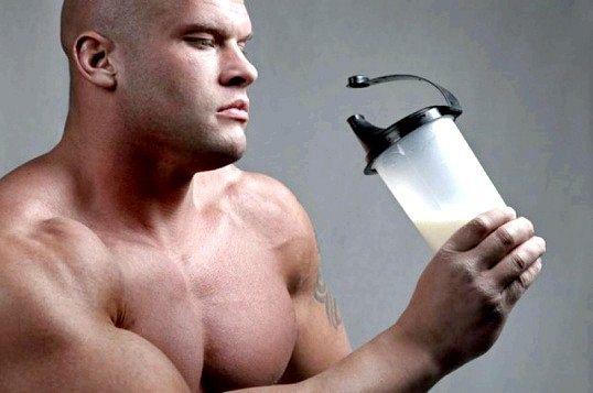 Як пити протеїн правильно