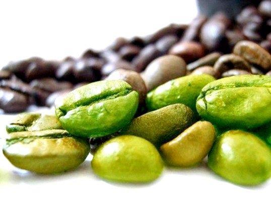Як пити зелений кава для схуднення