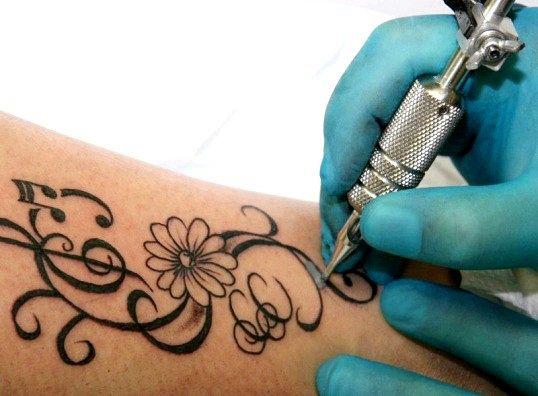 Підготовка до нанесення татуювання на тіло - це відповідальний процес.