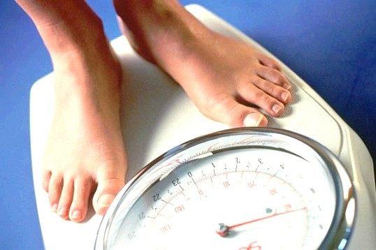 Як схуднути за тиждень на 7 кілограм
