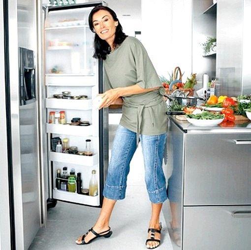 Як пофарбувати холодильник