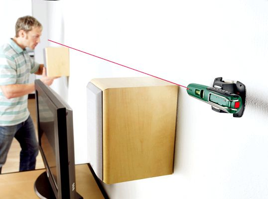 Як користуватися лазерним рівнем