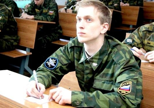 Вступ до вузу для вчорашнього солдата не менший стрес, ніж служба в армії