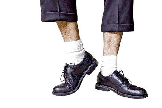 Як правильно вибрати чоловічі шкарпетки