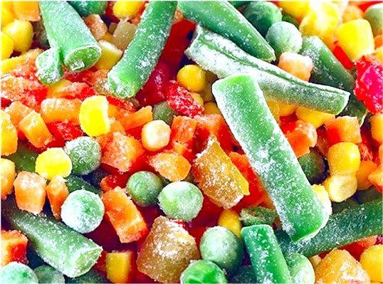 Як правильно вибрати заморожені продукти