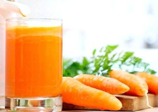Як приготувати алкогольний коктейль з морквяним соком