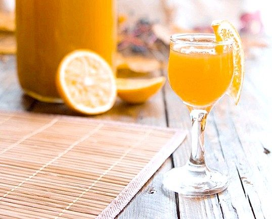 Як приготувати апельсиновий лікер