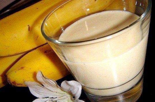 Як приготувати банановий лікер