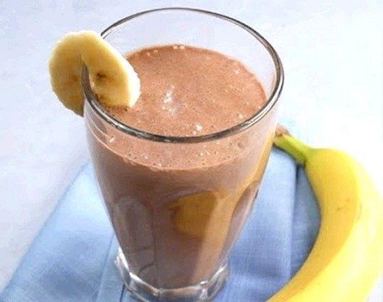 Як приготувати кавово-банановий шейк