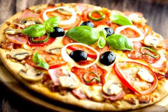 Як приготувати піцу за 10 хвилин