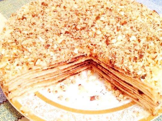 Як приготувати торт
