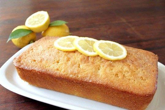 Як приготувати сирно-лимонний кекс