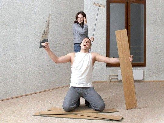 Як прійматі квартиру в новобудові без ОБРОБКИ
