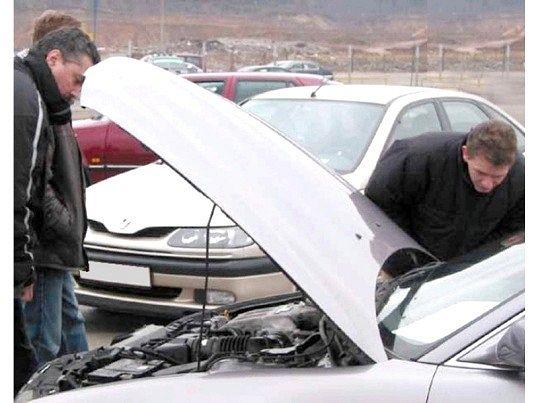 Як придбати старий автомобіль?