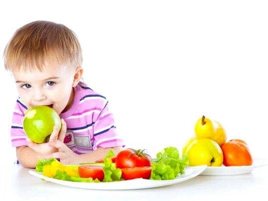 Як привчити дітей до регулярного і правильного харчування