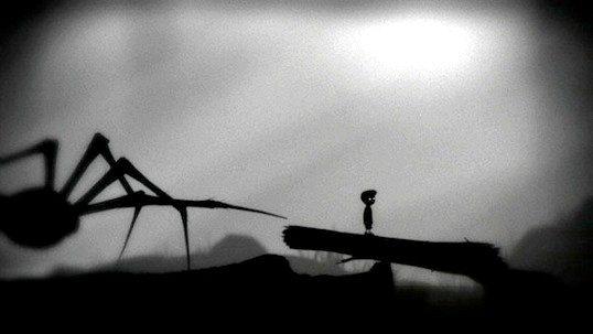 Як пройти павука в limbo