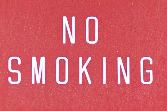 Як провести в школі акцію проти куріння