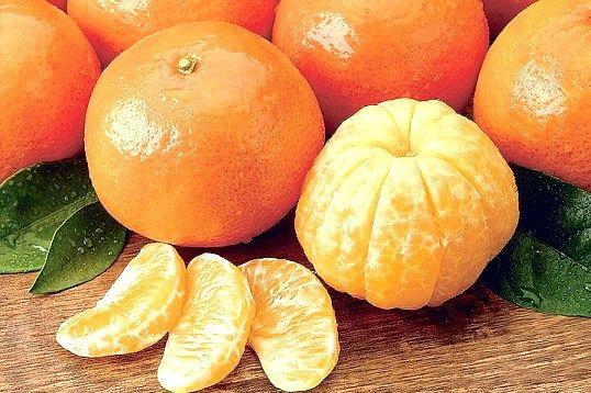 Як проводити масаж гарячими мандаринами