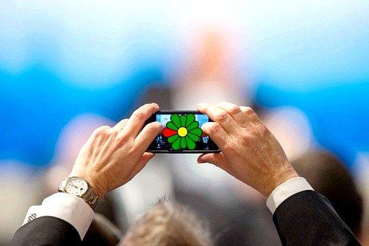 Як працює мобільний аська