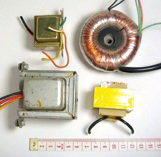 Як працює трансформатор