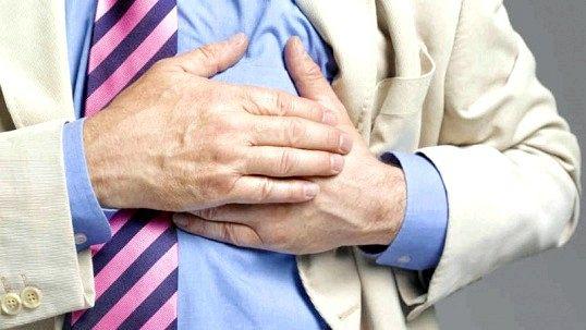 Як розпізнати серцевий напад