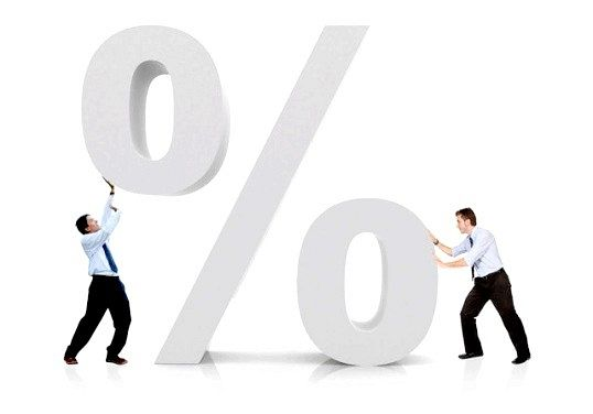 Як розрахуваті відсотки за Користування грошима
