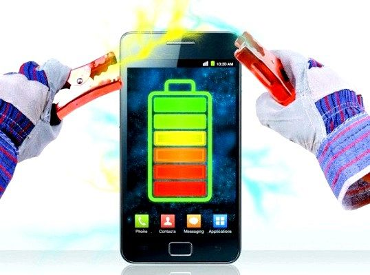 Як зберегти енергію телефону
