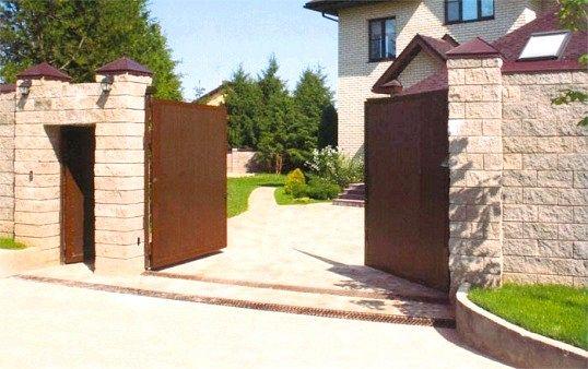 Як зробити автоматичні ворота