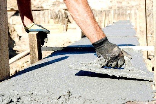 Як зробити фундамент своїми руками