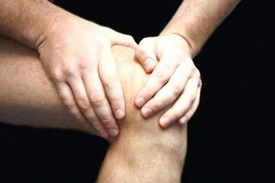 Як зробити компрес на коліна