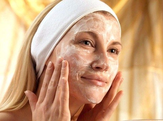 Як зробити косметичну маску
