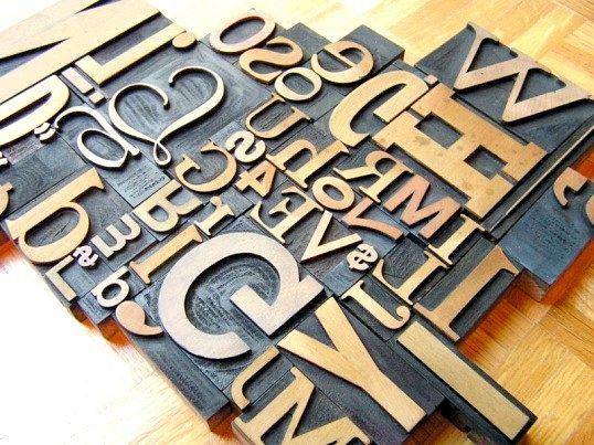 Як зробити гарний шрифт